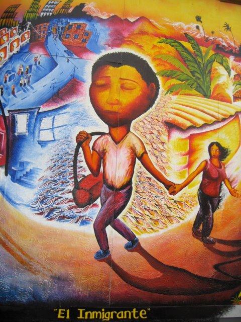 El Immigrante (The Migrant)