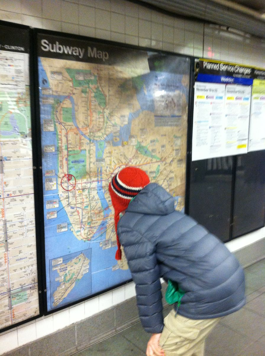 Portable Nyc Subway Map.New York S Subway Map Mythic Presence Of The City In Everyday Life