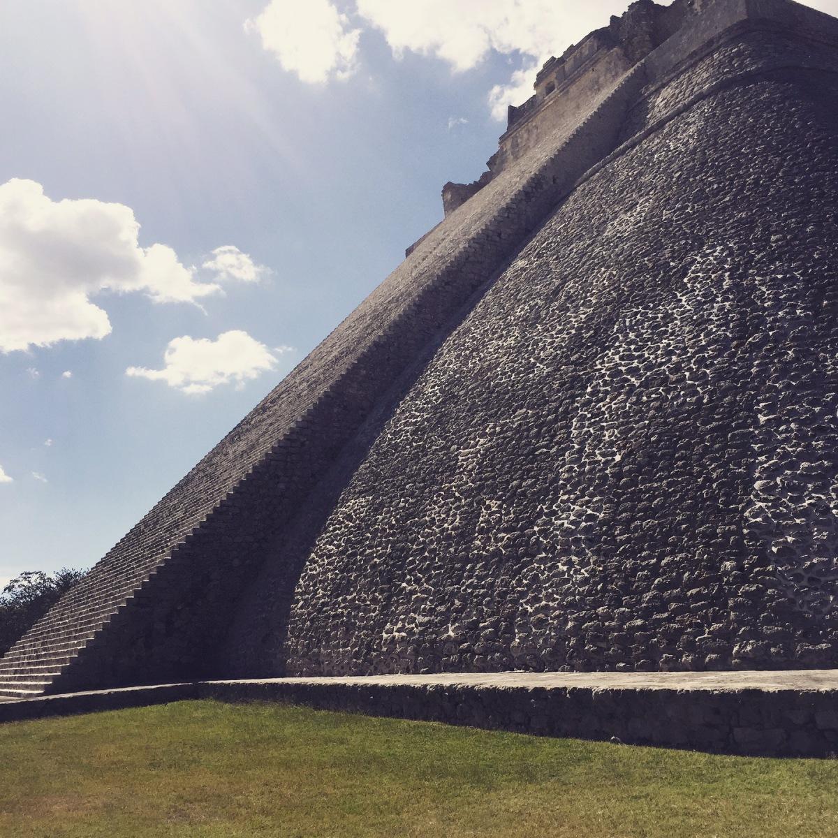 La Pirámide del Adivino.